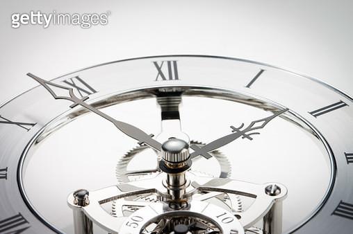 시계 클로즈업 - gettyimageskorea