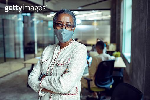 Senior Businesswoman - gettyimageskorea