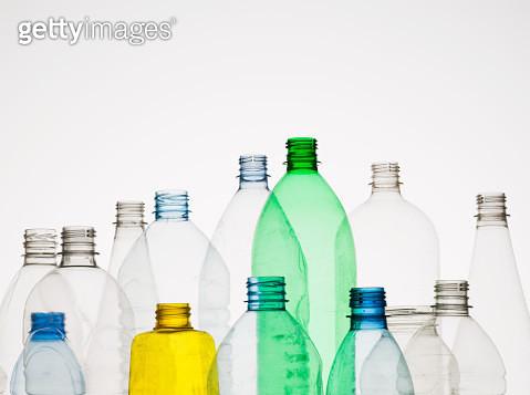 Empty plastic bottles - gettyimageskorea