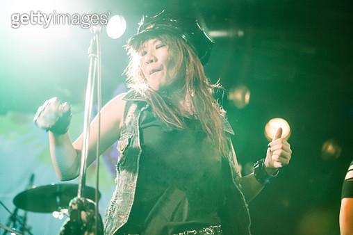 Female vocalist - gettyimageskorea