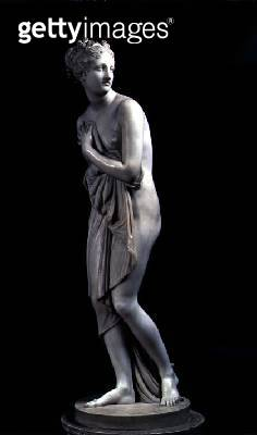 <b>Title</b> : Venus, lateral view, 1810 (marble) (see also 79618)<br><b>Medium</b> : <br><b>Location</b> : Palazzo Pitti, Florence, Italy<br> - gettyimageskorea