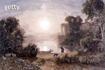 <b>Title</b> : Classical Landscape<br><b>Medium</b> : <br><b>Location</b> : <br> - gettyimageskorea