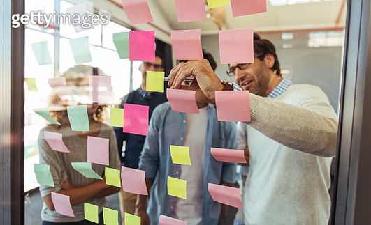 Putting together a winning business plan - gettyimageskorea