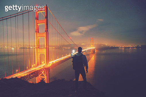 Road trip in the western coast of USA visiting famous places in California. - gettyimageskorea