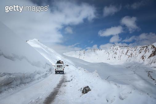 Leh Ladakh road trip - gettyimageskorea