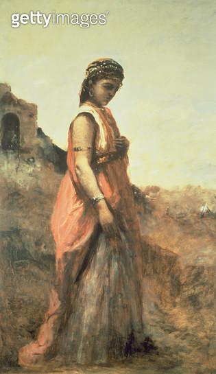 <b>Title</b> : Judith, c.1872 (oil on canvas)<br><b>Medium</b> : oil on canvas<br><b>Location</b> : Tokyo Fuji Art Museum, Tokyo, Japan<br> - gettyimageskorea