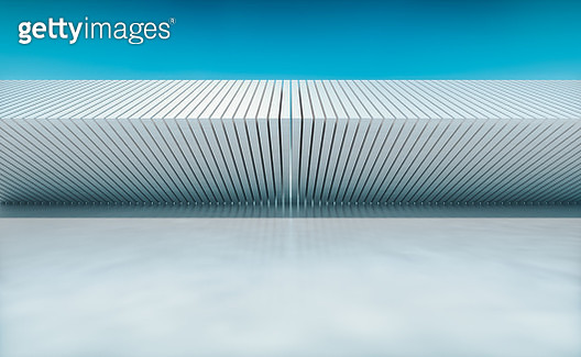 Concrete building background - gettyimageskorea