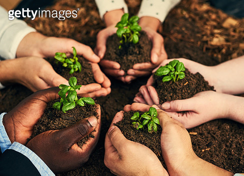 To grow you've got to get your hands dirty - gettyimageskorea