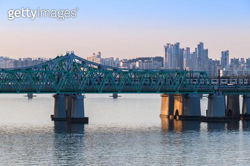 한강철교, 서울시 용산구 이촌동 - gettyimageskorea