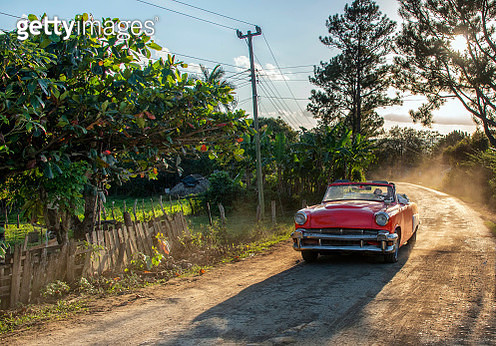 Vinales is a beautiful and lush valley in Pinar del Río province of Cuba - gettyimageskorea