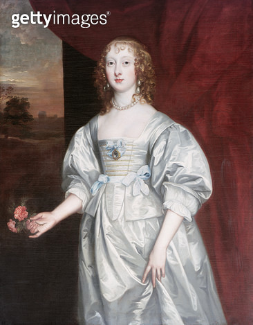 Lady Elizabeth Cecil - gettyimageskorea