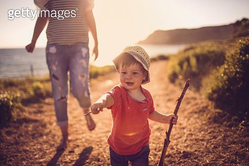 Little explorer - gettyimageskorea