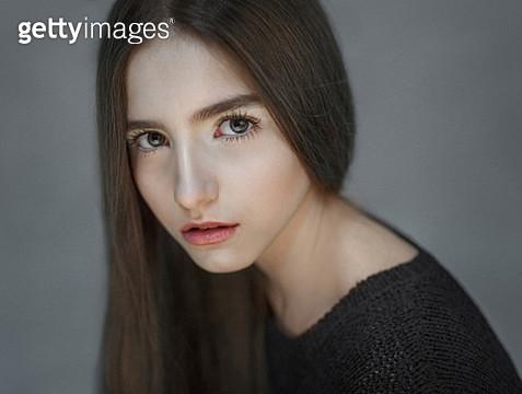 young girl - gettyimageskorea