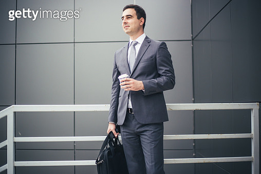 Young businessman - gettyimageskorea