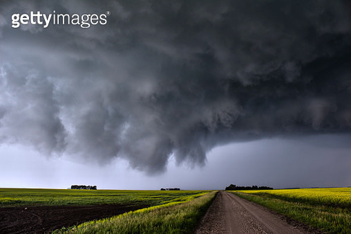 Road to Stormy Weather - gettyimageskorea