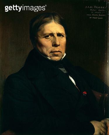 <b>Title</b> : Self Portrait (oil on canvas)<br><b>Medium</b> : oil on canvas<br><b>Location</b> : Galleria degli Uffizi, Florence, Italy<br> - gettyimageskorea