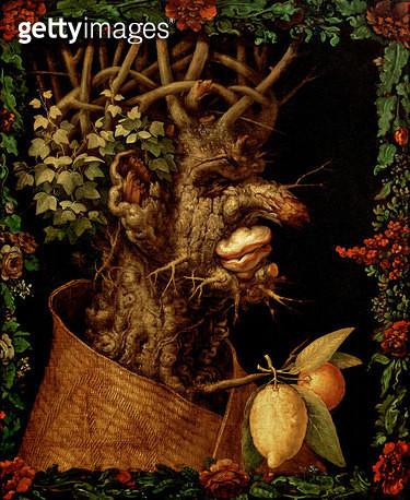 <b>Title</b> : Winter, 1573 (oil on canvas)<br><b>Medium</b> : oil on canvas<br><b>Location</b> : Louvre, Paris, France<br> - gettyimageskorea