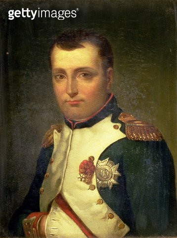 <b>Title</b> : Napoleon Bonaparte (1769-1821)<br><b>Medium</b> : <br><b>Location</b> : The Crown Estate<br> - gettyimageskorea