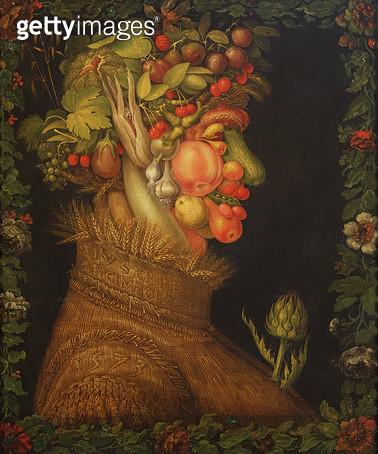 <b>Title</b> : Summer, 1573 (oil on canvas)<br><b>Medium</b> : oil on canvas<br><b>Location</b> : Louvre, Paris, France<br> - gettyimageskorea