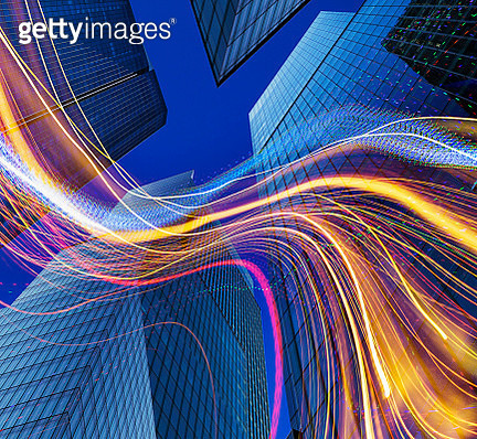 Corporate Steaming Data - gettyimageskorea