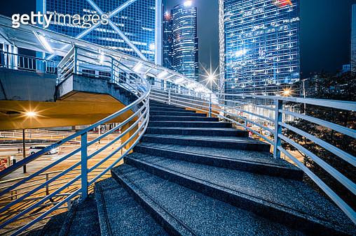 Urban scene of Hong Kong - gettyimageskorea