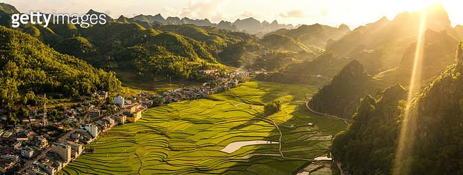 View Over Dong Van Vietnam - gettyimageskorea