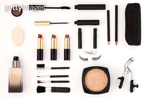 Tools of a Make-Up Artist - gettyimageskorea
