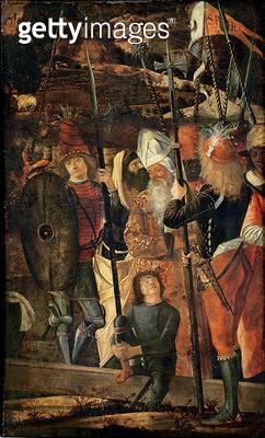 <b>Title</b> : Group of Orientals, Jews and Soldiers, 1493-95 (oil on canvas)Additional Infofragment of crucifixion;<br><b>Medium</b> : oil on canvas<br><b>Location</b> : Galleria degli Uffizi, Florence, Italy<br> - gettyimageskorea