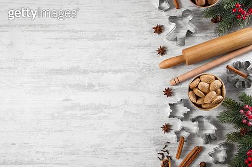 Holiday Baking Ingredients - gettyimageskorea