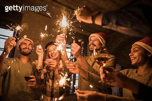 Shiny celebration of New Year! - gettyimageskorea