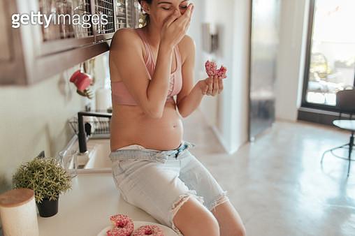 Cravings in pregnancy - gettyimageskorea