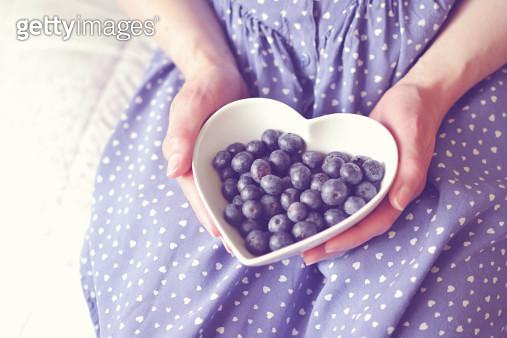 Blueberry Love - gettyimageskorea