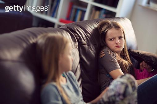 Siblings - gettyimageskorea