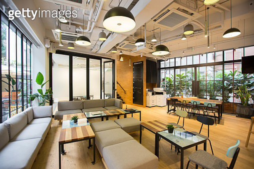 A Co-Working Space Area Empty - gettyimageskorea