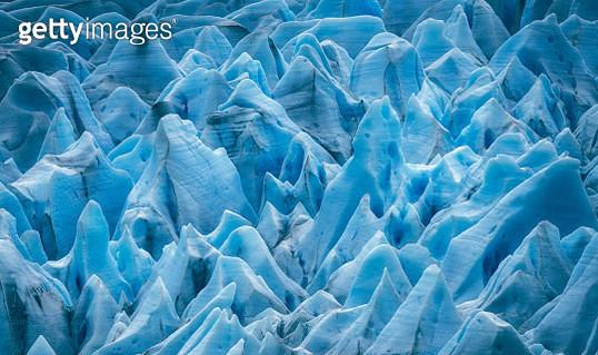 Glacier at Patagonia - gettyimageskorea