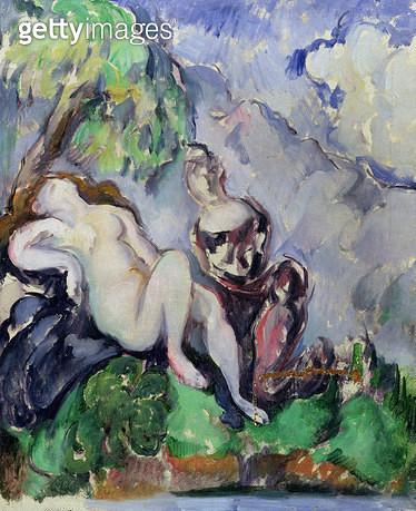 <b>Title</b> : Bathsheba, c.1880 (oil on canvas)<br><b>Medium</b> : oil on canvas<br><b>Location</b> : Musee d'Orsay, Paris, France<br> - gettyimageskorea
