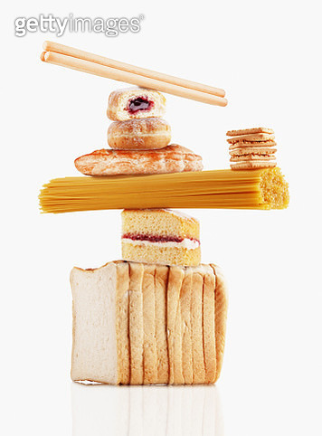 Carbohydrates balancing - gettyimageskorea