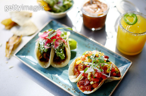 Mexican Street Tacos - gettyimageskorea