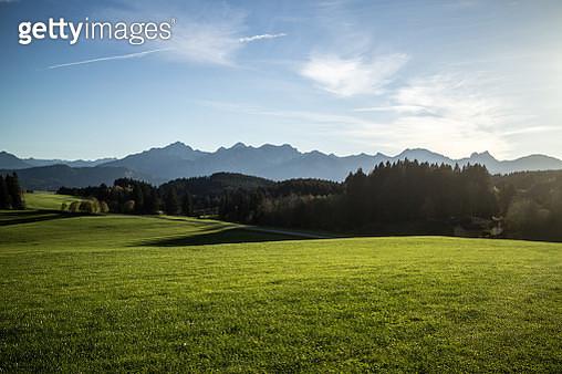 Bavarian Alps - gettyimageskorea