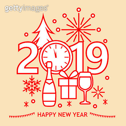 2019 New Year Countdown Celebrations - gettyimageskorea