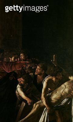 <b>Title</b> : Resurrection of Lazarus (oil on canvas) (detail of 238777)Additional Infobrother of Martha and Mary;<br><b>Medium</b> : <br><b>Location</b> : Museo Regionale, Messina, Sicily, Italy<br> - gettyimageskorea