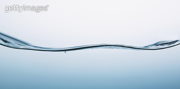 Close-Up Of Water Against White Background - gettyimageskorea