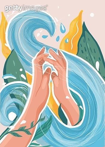 Wash your hands. - gettyimageskorea