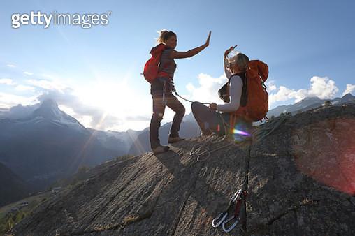 Matterhorn distant - gettyimageskorea
