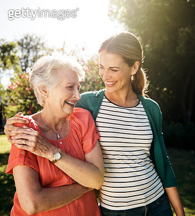 That mother daughter bond...the gift that keeps on giving - gettyimageskorea