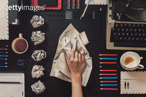 The Letter - gettyimageskorea