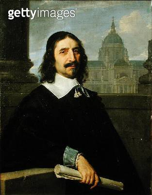 <b>Title</b> : Jacques Lemercier (c.1590-1660) 1644 (oil on canvas)<br><b>Medium</b> : oil on canvas<br><b>Location</b> : Chateau de Versailles, France<br> - gettyimageskorea