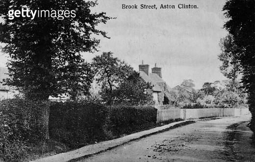 Brook Street, Aston Clinton, Aylesbury, Buckinghamshire. - gettyimageskorea
