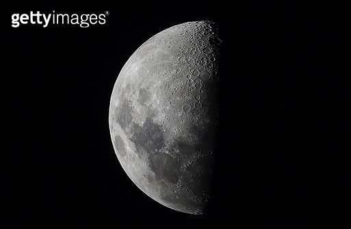 Half moon close up - gettyimageskorea