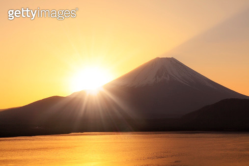View of Mount Fuji, Japan - gettyimageskorea